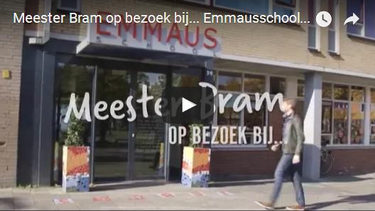 Muiswerk op de Emmausschool in Rotterdam