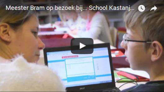Muiswerk op School Kastanjelaan