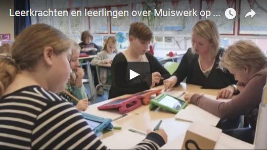 Muiswerk op de Sterrenschool Apeldoorn