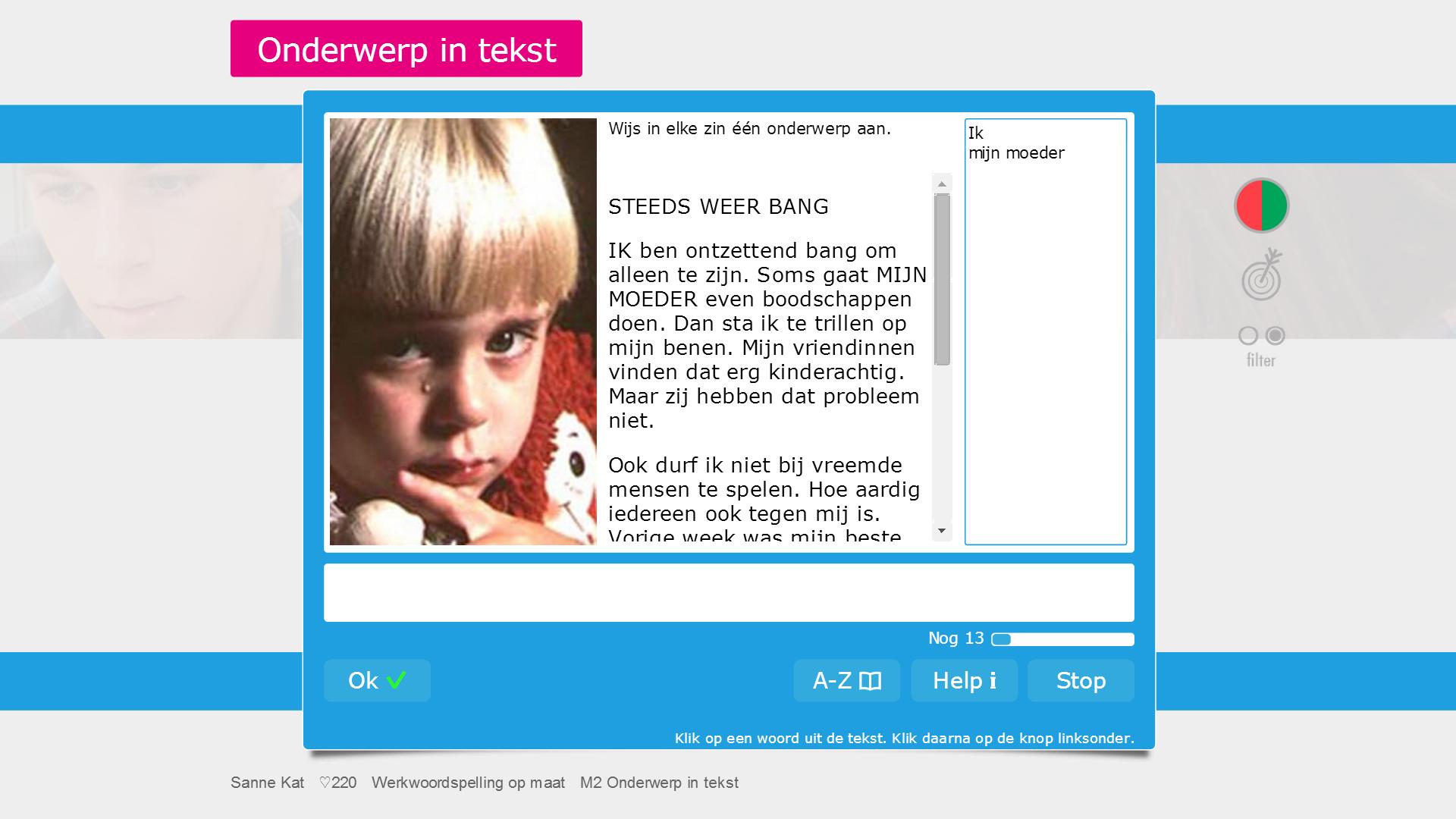 werkwoordspelling Nederlands