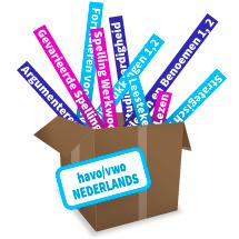 Totaalpakket Nederlands voor havo/vwo
