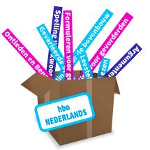 Totaalpakket Nederlands voor hbo