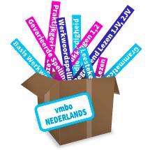 Totaalpakket Nederlands voor het vmbo