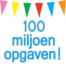 100 miljoen Muiswerkopgaven doen Nederland duizelen