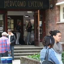 Inspirerend onderwijs op het Hervormd Lyceum
