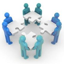 Samenwerken en verbinden