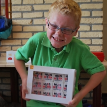 Feest in Heenvliet: Groep 3 OBS Tweespan is Muiswerkgroep van het jaar
